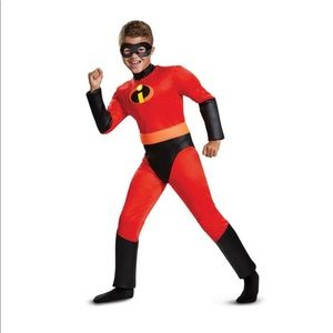 Disney Pixar Incredibles 2 Dash Costume